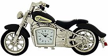 W M WIDDOP Miniature Black Indian Style Motorbike