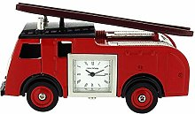 W M WIDDOP Miniature Red Fire Engine Truck