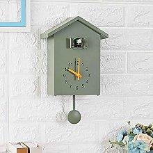 W-Master Scandinavian style wall clock, cuckoo