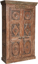 W120xDP47xH221 cm sized antique doors wood made
