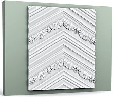 W130 Chevron 3D Wall Covering