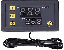 W3230 AC 10V DC 12V Digital Thermostat Thermometer