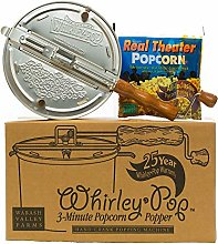 Wabash Valley Farms Stovetop Popcorn Popper with