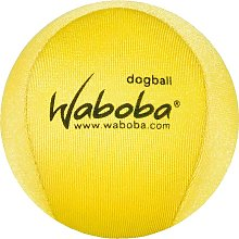 Waboba Fetch Dog Ball (One Size) (Yellow)