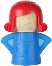 Wacemak1r Angry Mama Microwave Cleaner - Blue case