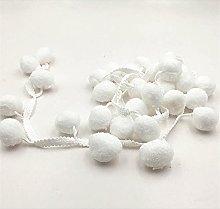 Wacemak1r Pom Pom Trim Ball Fringe Sewing Ribbon