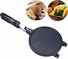 Waffle Cone Maker Gas Nonstick Waffle Cone Making