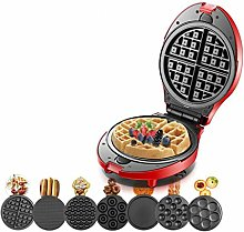 Waffle Maker 3 in 1 Non-Stick Coating Stainless