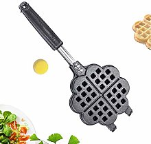 Waffle Maker Double Sided Frying Pan Nonstick