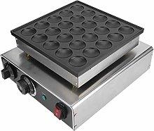 Waffle Maker Machine, 25-Holes 950W Electric Rapid