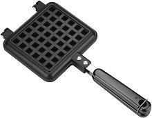 Waffle Maker Mold & agrave; Aluminum Alloy Waffles