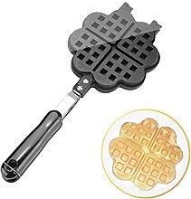 Waffle Maker Pan Machine, Waffle Mould Heart Shape