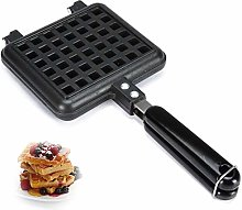 Waffle Maker Pan, Non-Stick Lattice Cake Pancake