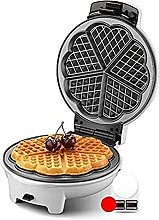 Waffle Maker with Removeable Drip Tray Stainless