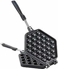 Waffle Pan, Non‑Stick Double‑Side Waffle