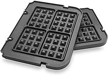 Waffle Plates for Cuisinart Griddler GR-4N and