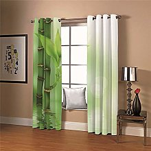 WAFJJ Blackout Curtain Panels Thermal Insulated