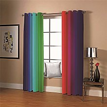 WAFJJ Super Soft Thermal Insulated Window Color &
