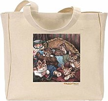 Waggy Dogz cats in basket| Reusable | Eco Friendly