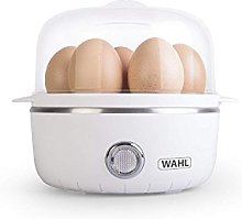 Wahl Egg Boiler Electric with 2 Poaching Pods,