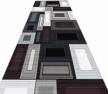 WaiMin 3D Black White Grey Trellis Floor