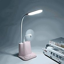 WAJklj USB Rechargeable LED Desk Lamp Touch
