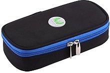 Walfront Portable Diabetic Organizer Cooler Bag