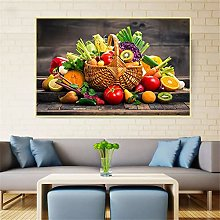 Wall art decoration painting HD Print Fruit and