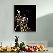 Wall art decoration painting Modern Canvas Wall