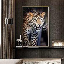 Wall art decoration painting Wild Africa Animal
