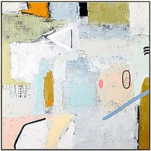 Wall Art For Living Room,Modern Abstract Extra