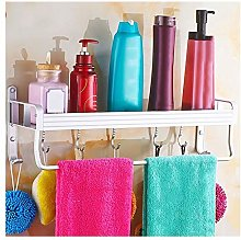 Wall Bathroom shelf Bathroom shelf Wall Three