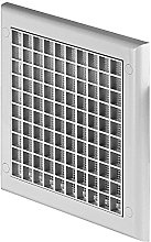 Wall / Ceiling Air Vent Grill 190mm x 190mm with