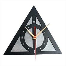 Wall Clock 12 Inch Creative Harry Potter Death