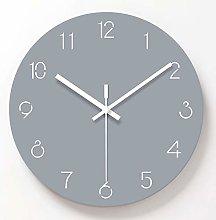 Wall Clock 12 inch Wall Clock Creative Modern Home