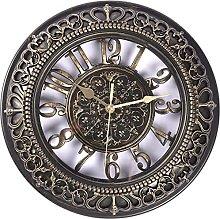 wall clock 12 inchs Retro Wall Clocks Vintage