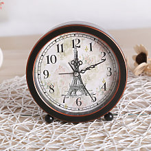 Wall Clock - 13.7 cm - Vintage Battery Operated