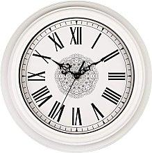 Wall clock Ø30 cm Roman numerals Kitchen clock