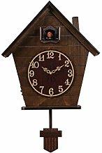 Wall Clock American Creativity Personality Vintage