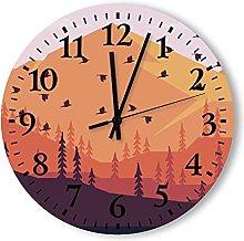 Wall Clock Beautiful Bathroom Kitchen Wall Clock