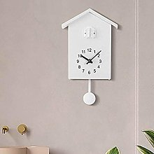Wall Clock, Bird Song Chime Inspired Design Wall