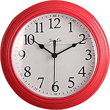 Wall Clock Classic Traditional Design With Clear