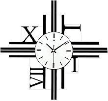 Wall Clock Creative Wall Clock Acrylic Silent