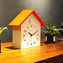 Wall Clock Cuckoo Quartz Wall Clock Modern Bird