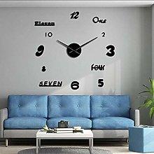 Wall clock DIY Giant Clock Watch Wall Clocks