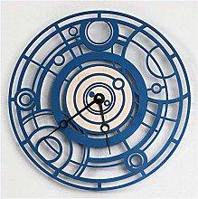 Wall Clock European Creative Machine, Silent