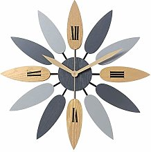 Wall Clock for Living Room Nordic Style Creative