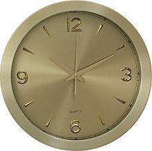 Wall Clock Gold Frame / Gold Finish Frame Clocks