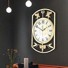 Wall Clock, Good Craftsmanship Hanging Clock Horse