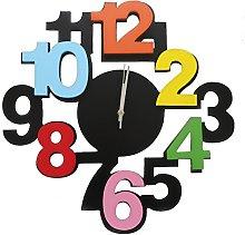 Wall Clock Home Bedroom Living Stylish Kids Design